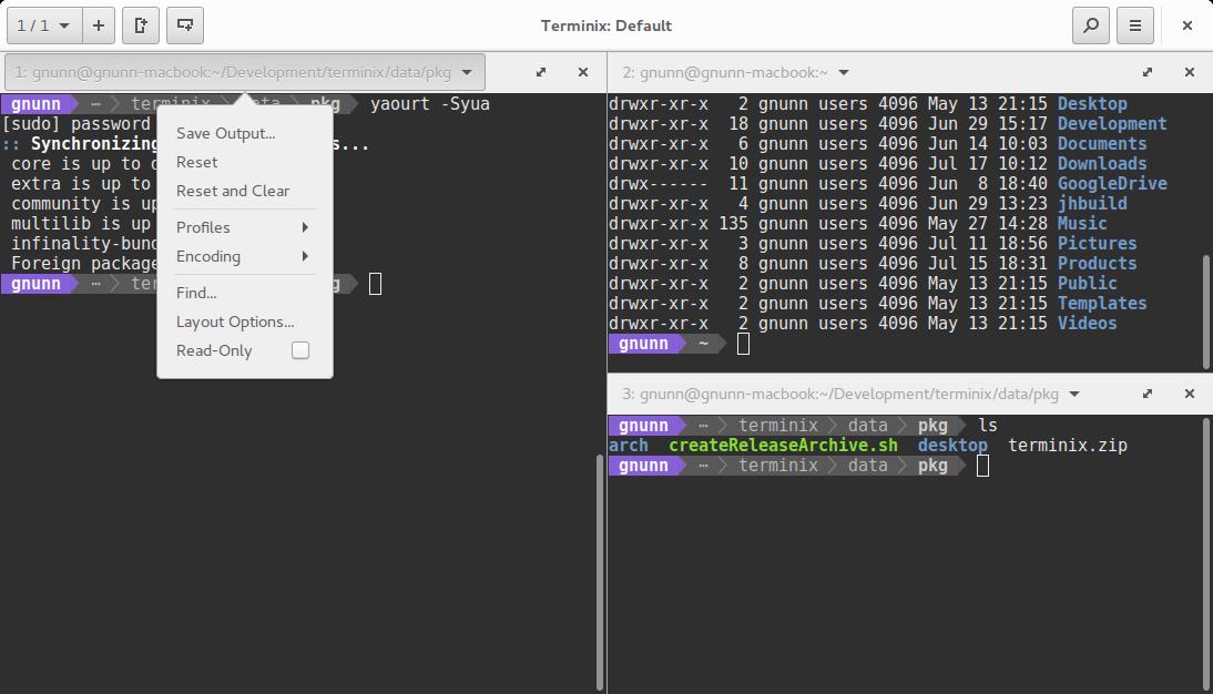 New upstream version 1 5 4 (ca3d6ed8) · Commits · GNOME